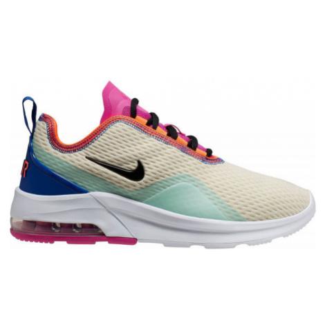 Nike AIR MAX MOTION 2 béžová - Dámská volnočasová obuv