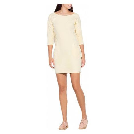 Bavlněné šaty s kapsami Katrus