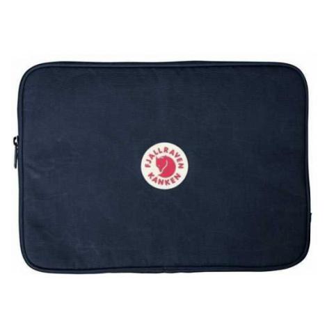 Tmavě modré pouzdro Kånken Laptop Case 13 Fjällräven