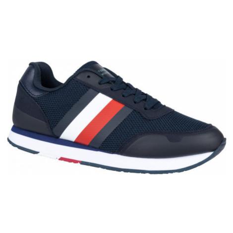Tommy Hilfiger CORPORATE MATERIAL MIX RUNNER - Pánské volnočasové boty