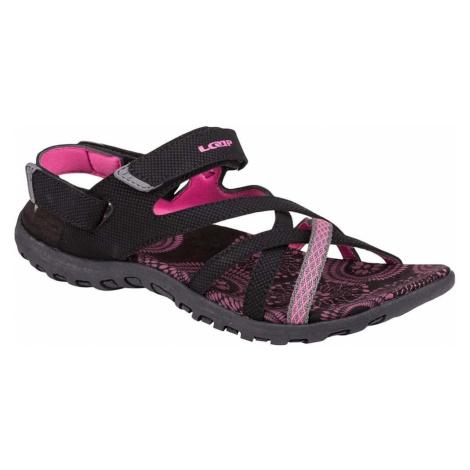 CELIA unisex sandals black LOAP