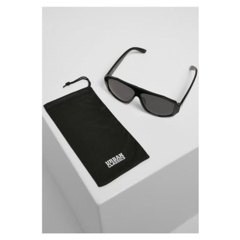 Sluneční brýle Urban Classics 101 Sunglasses UC - black/black