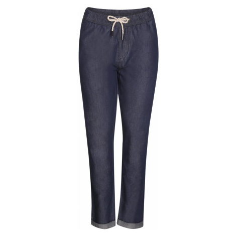 Dámské kalhoty Alpine Pro DARJA - tmavě modrá