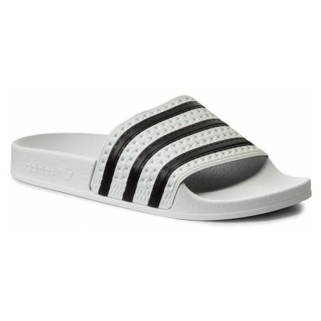 Nazouváky adidas - adilette 280648 White/None/White