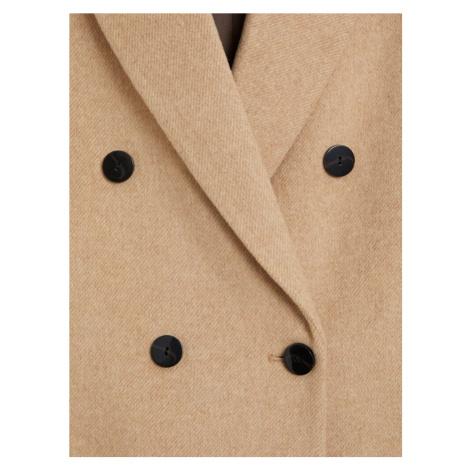 MANGO Přechodný kabát 'Bartoli' světle hnědá