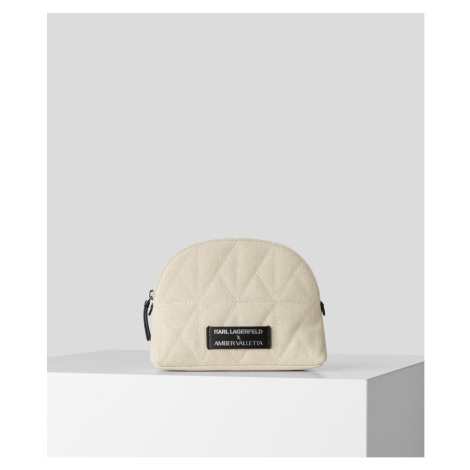 Kosmetická Taška Karl Lagerfeld Klxav Rounded Washbag