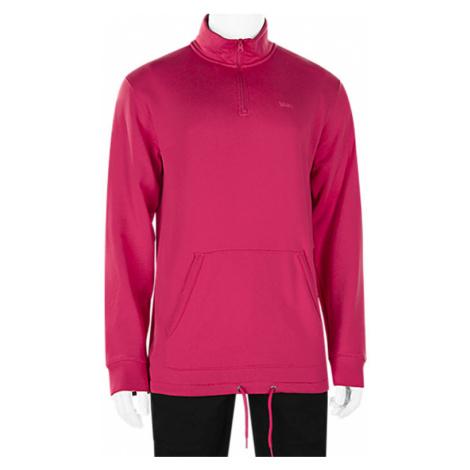 Vans Versa Quarter Zip Sweatshirt růžové VN0A3W3DTCZ