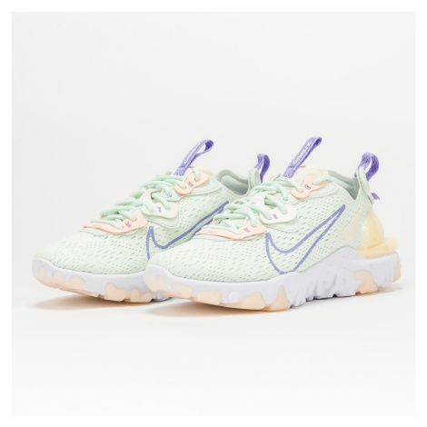 Nike W NSW React Vision barely green / purple pulse