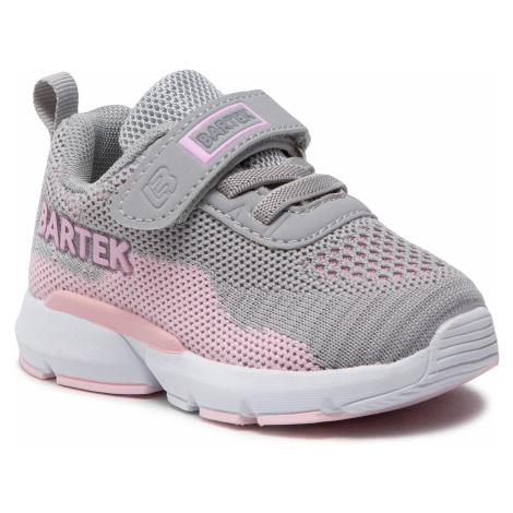 Sneakersy BARTEK - 11288005 Šedá