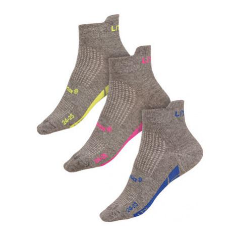 Sportovní ponožky CoolMax Litex 9A016 | modrá
