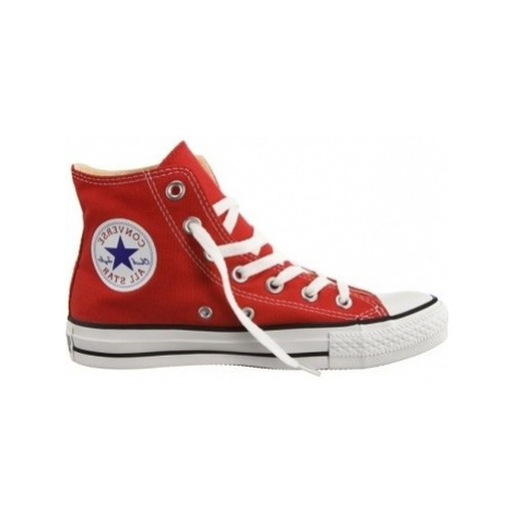 Converse Chuck Taylor All Star Hi Women Red Červená