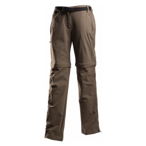 Dámské kalhoty Regatta Xert Z/O Trs II Roasted