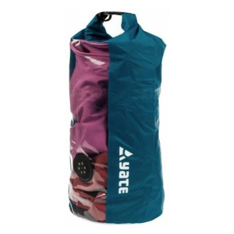 Yate DRY BAG s oknem a ventilem Nepromokavý vak M, modrá
