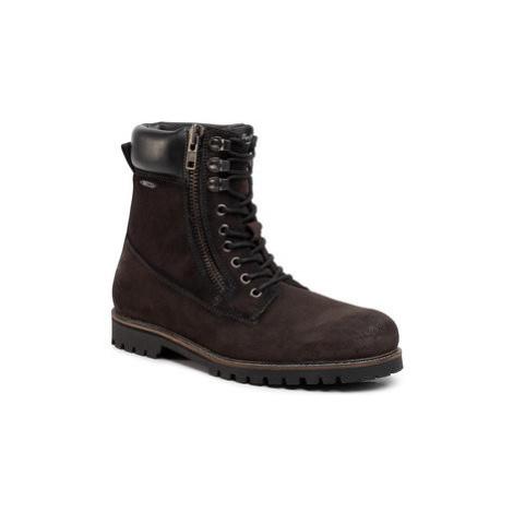 Pepe Jeans Turistická obuv Melting Woodland PMS50184 Šedá