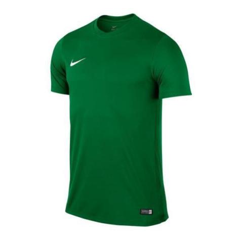Dětský dres s krátkým rukávem Nike Park VI Zelená
