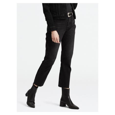 501® Crop Jeans Levi's® Černá Levi´s