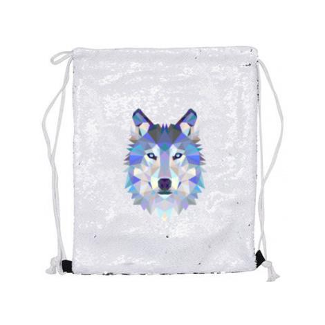 Vak flitrový měnící Vlk