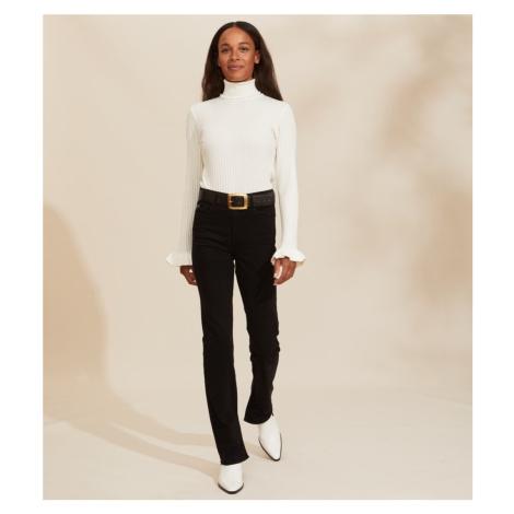 Kalhoty Odd Molly Zoey Pants - Černá