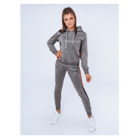Women's sweat suit GIM dark gray AY0616 DStreet