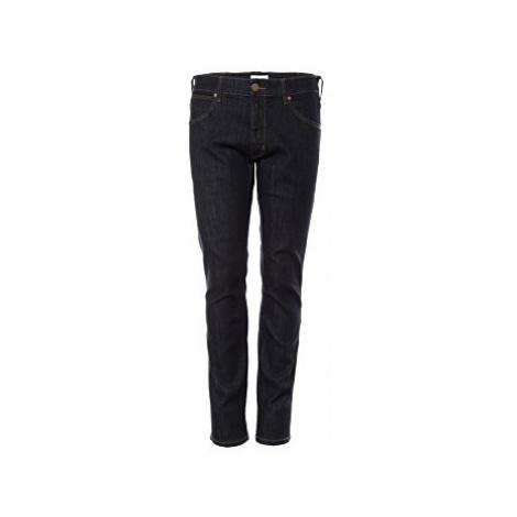 Wrangler jeans Larston pánské tmavě modré