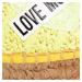 Espadrilky LOVE MOSCHINO - JA10413G0AJQ0400 Giallo