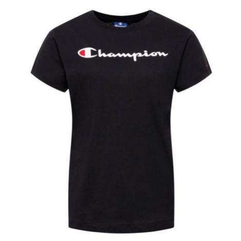 Dámské triko Champion 111971 | černá