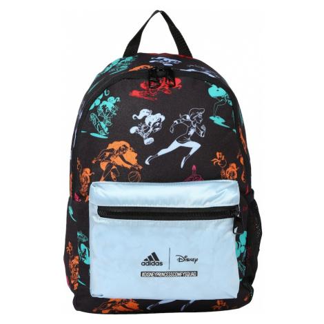 ADIDAS PERFORMANCE Sportovní batoh černá / azurová / červená / tyrkysová / oranžová