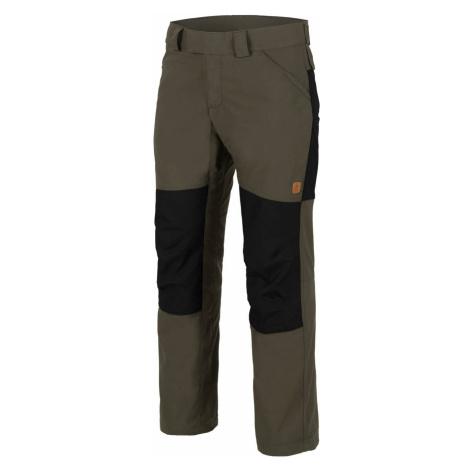 Kalhoty Woodsman Helikon-Tex® – Taiga Green / černá