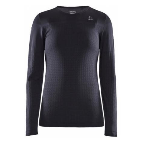 Dámské tričko CRAFT Urban Run Fuseknit LS černá