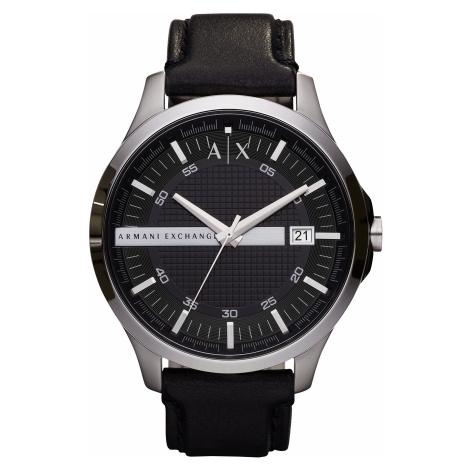 Hodinky ARMANI EXCHANGE - Hampton AX2101 Black/Silver