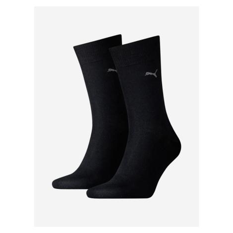 Ponožky Puma Classic 2 Pack Černá