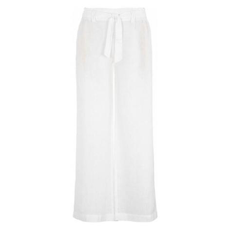 Široké lněné kalhoty Cellbes