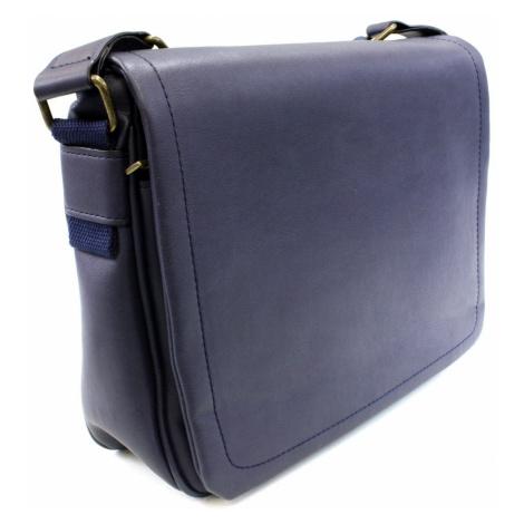 Modrá pánská taška přes rameno Dominic Mahel