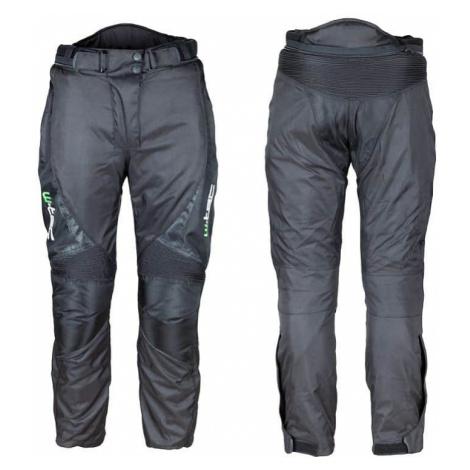 Unisex motocyklové kalhoty W-TEC Mihos NEW Barva černá