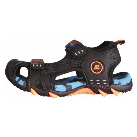 ALPINE PRO DRUSSILO Dětské sandály KBTR222677 estate blue