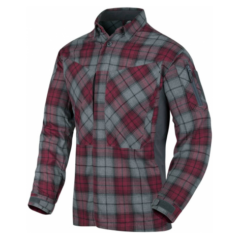 Flanelová košile MBDU Helikon-Tex® - Ruby Plaid