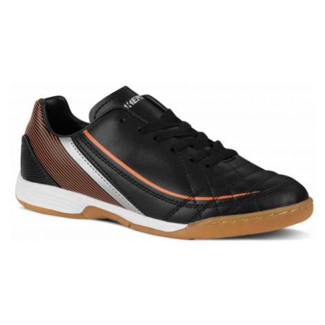 Kensis FUSION černá - Pánská sálová obuv