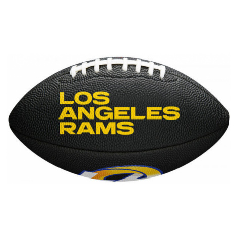 Wilson MINI NFL TEAM SOFT TOUCH FB BL - Mini míč na americký fotbal
