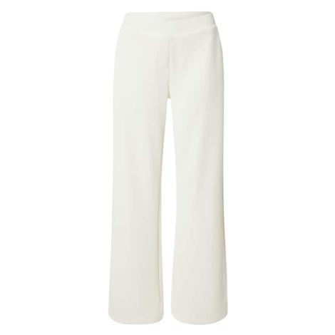 TAIFUN Kalhoty bílá