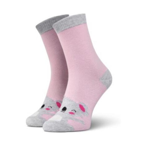Ponožky a Punčocháče Nelli Blu F8N200 r. 25/28 Polipropylen,Elastan,Polyamid,Bavlna