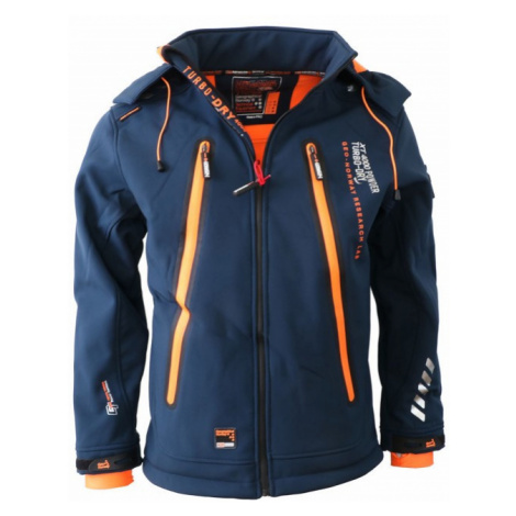 GEOGRAPHICAL NORWAY bunda pánská TARZAN MEN 007 softshellová