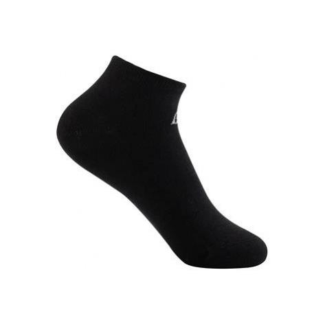 Unisex ponožky Alpine Pro 3UNICO - 3 PÁRY - černá
