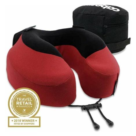 Podhlavník Cabeau Evolution Pillow S3 Barva: červená