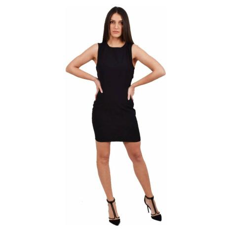 Guess dámské černé koktejlové šaty