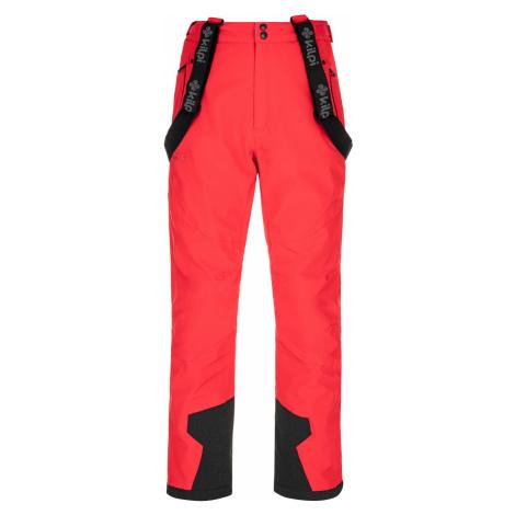 KILPI Pánské lyžařské kalhoty REDDY-M NM0021KIRED Červená