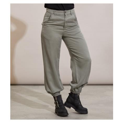 Kalhoty Odd Molly Christina Pants - Hnědá