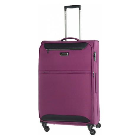 Cestovní kufr March Flybird M 24562-22 67 L fialová