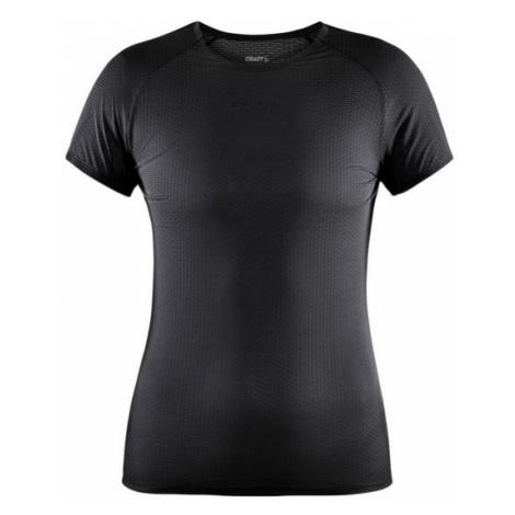 Dámské tričko CRAFT Nanoweight SS černá