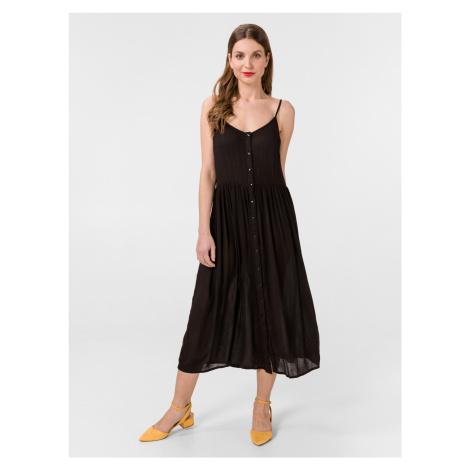 Morning Šaty Vero Moda Černá