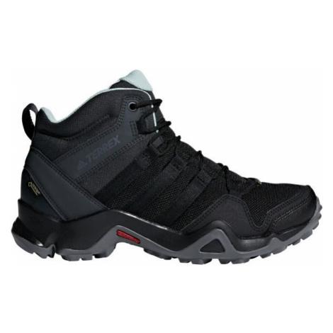 adidas TERREX AX2R MID GTX W černá 7.5 - Dámská treková obuv